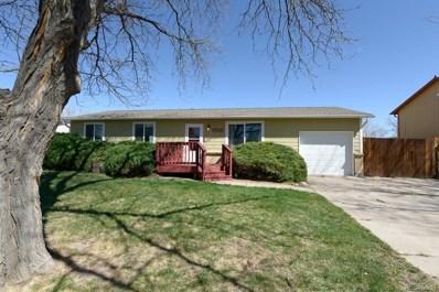 15515 E Greenwood Drive, Aurora, CO 80013 - #: 3605439
