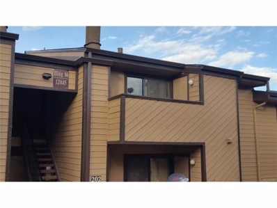 12045 E Harvard Avenue UNIT 202, Aurora, CO 80014 - MLS#: 3608908