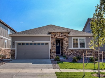 7344 S Oak Hill Court, Aurora, CO 80016 - MLS#: 3611309