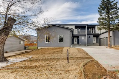 1351 Quaker Street, Golden, CO 80401 - MLS#: 3613933