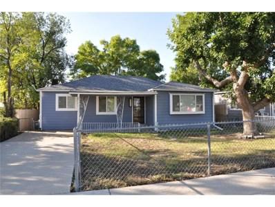3210 W 66th Avenue, Denver, CO 80221 - MLS#: 3613995