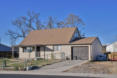 5891 E 77th Avenue, Commerce City, CO 80022 - MLS#: 3614312