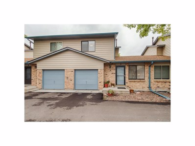 5210 Garrison Street UNIT 3, Arvada, CO 80002 - MLS#: 3616239