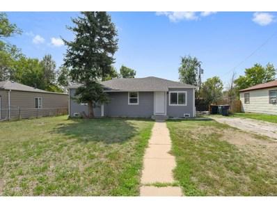 1920 Ruth Drive, Thornton, CO 80229 - MLS#: 3616898