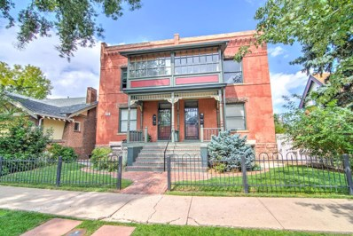 77 W Archer Place UNIT 1, Denver, CO 80223 - MLS#: 3619363