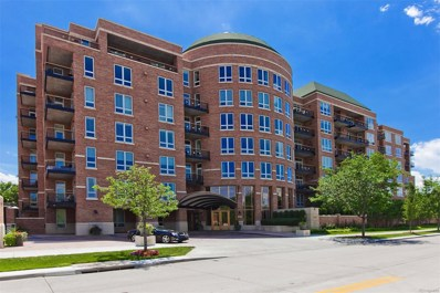 2400 E Cherry Creek South Drive UNIT 308, Denver, CO 80209 - MLS#: 3620785