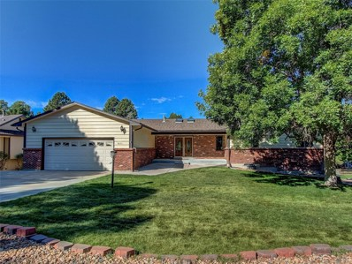 5851 Cantrell Court, Parker, CO 80134 - MLS#: 3623979