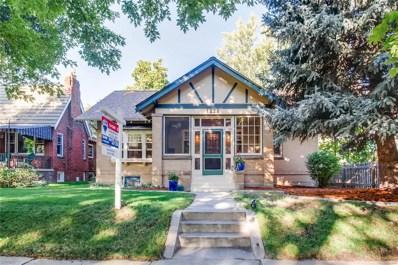 1221 S High Street, Denver, CO 80210 - MLS#: 3627758