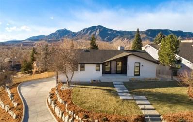 2550 Balsam Drive, Boulder, CO 80304 - MLS#: 3628743