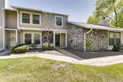 10265 E Evans Avenue UNIT 107, Aurora, CO 80247 - MLS#: 3628941