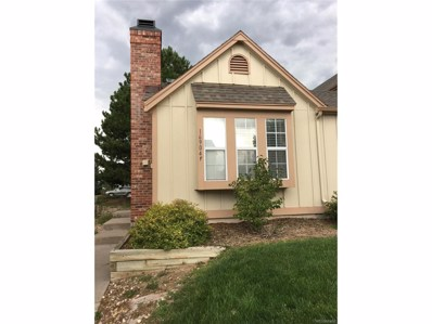 16904 E Whitaker Drive UNIT F, Aurora, CO 80015 - MLS#: 3644057