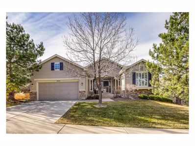 1021 Snow Lily Court, Castle Pines, CO 80108 - MLS#: 3644681