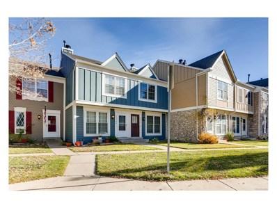 1316 S Idalia Street, Aurora, CO 80017 - MLS#: 3645119