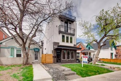 1751 N Clarkson Street, Denver, CO 80218 - #: 3646440