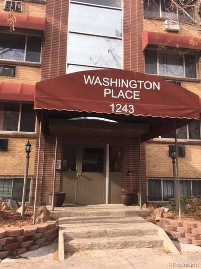 1243 Washington Street UNIT 108, Denver, CO 80302 - #: 3649833
