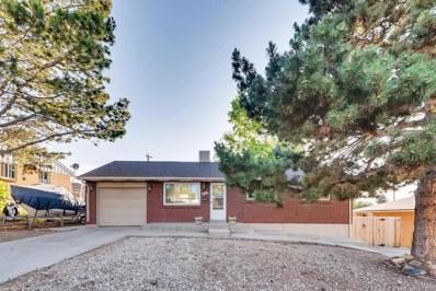 8363 Navajo Street, Denver, CO 80221 - #: 3652285