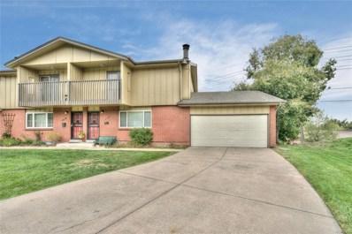 1058 S Alkire Street, Lakewood, CO 80228 - MLS#: 3655216