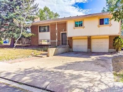 6380 Pawnee Circle, Colorado Springs, CO 80915 - #: 3655438