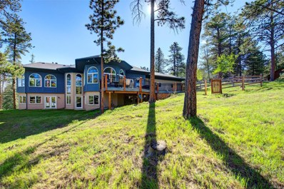 8530 Highway 73, Evergreen, CO 80439 - #: 3663524