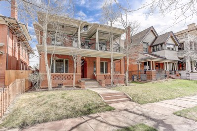 1424 Gaylord Street UNIT 2, Denver, CO 80206 - MLS#: 3663896