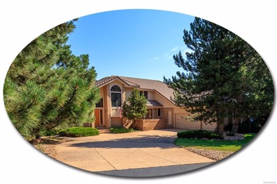 16 Blue Grouse Ridge Road, Littleton, CO 80127 - MLS#: 3664857