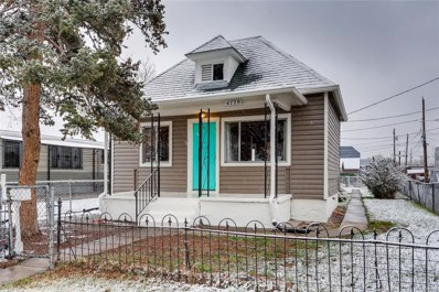 4728 Pearl Street, Denver, CO 80216 - #: 3668512