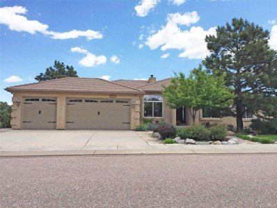 4595 Seton Hall Road, Colorado Springs, CO 80918 - MLS#: 3670243