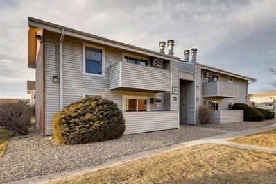 10150 E Virginia Avenue UNIT 108, Denver, CO 80247 - #: 3675130