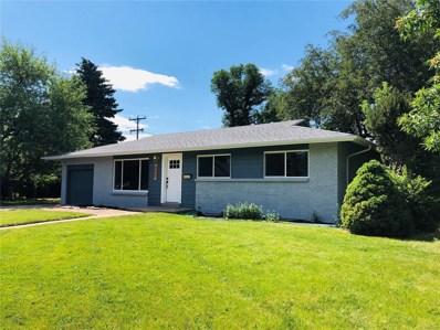 8990 W 1st Avenue, Lakewood, CO 80226 - #: 3676673