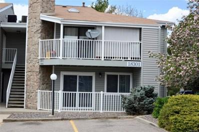 18301 E Kepner Place UNIT 101, Aurora, CO 80017 - #: 3678001