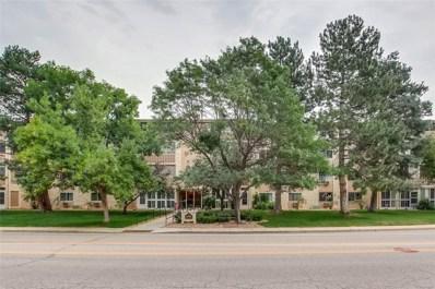 3184 S Heather Gardens Way UNIT 111, Aurora, CO 80014 - MLS#: 3681706