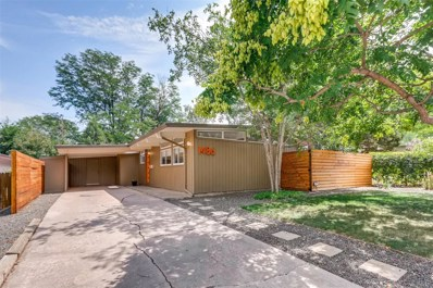1486 S Elm Street, Denver, CO 80222 - MLS#: 3682625