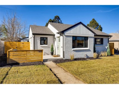 3035 N Adams Street, Denver, CO 80205 - MLS#: 3684692