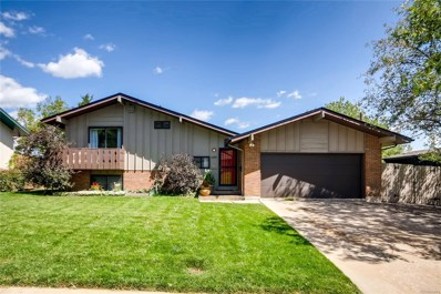 1070 S Foothill Drive, Lakewood, CO 80228 - MLS#: 3685121