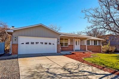 1050 S Garrison Street, Lakewood, CO 80226 - MLS#: 3687935