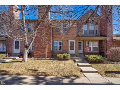 4696 S Dillon Court UNIT D, Aurora, CO 80015 - MLS#: 3688255