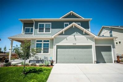 7206 Horizon Wood Lane, Colorado Springs, CO 80927 - MLS#: 3690281