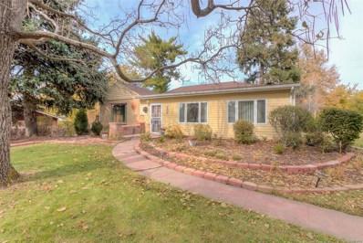 801 Crescent Lane, Lakewood, CO 80214 - MLS#: 3691510