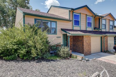 1958 Santana Drive, Castle Rock, CO 80104 - #: 3691528