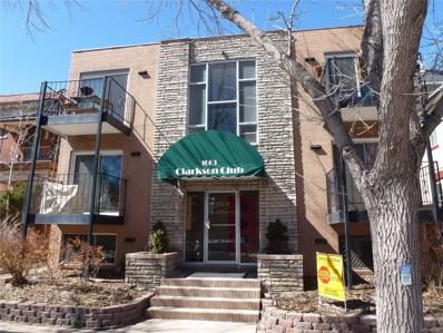 1063 Clarkson Street UNIT 2, Denver, CO 80218 - #: 3693229
