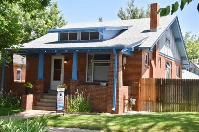 3910 Yates Street, Denver, CO 80212 - #: 3693673