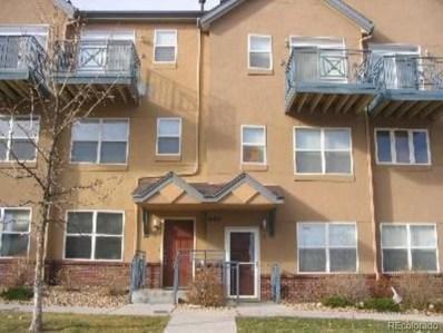 601 S Fairplay Street UNIT C, Aurora, CO 80012 - #: 3694874