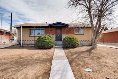 830 Hoover Avenue, Fort Lupton, CO 80621 - MLS#: 3701138