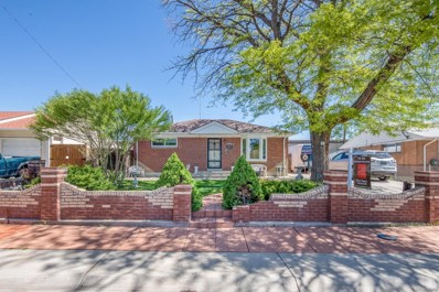 1841 Samuel Drive, Denver, CO 80221 - #: 3705351
