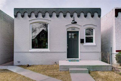 243 Inca Street, Denver, CO 80223 - MLS#: 3706472