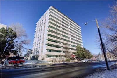 1029 E 8th Avenue UNIT 1106, Denver, CO 80218 - MLS#: 3713978