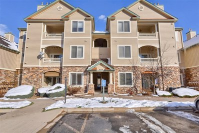 8318 S Independence Circle UNIT 103, Littleton, CO 80128 - #: 3714942