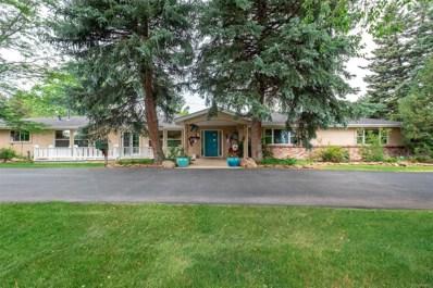 4551 Prospect Street, Littleton, CO 80123 - #: 3717334