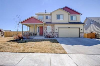 6283 Dancing Sky Drive, Colorado Springs, CO 80911 - MLS#: 3718302