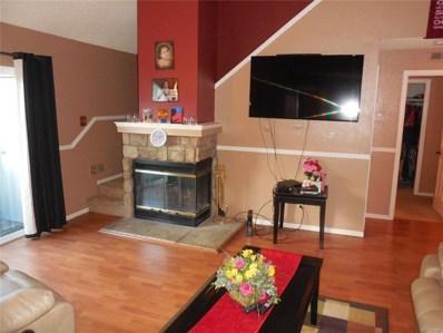 3600 S Pierce Street UNIT 5-207, Lakewood, CO 80235 - #: 3722051